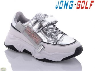 Sneakers for girls: C10501, sizes 31-36 (C) | Jong•Golf | Color -19