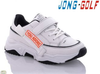 Sneakers for girls: C10501, sizes 31-36 (C) | Jong•Golf | Color -7