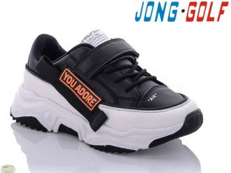 Sneakers for girls: C10501, sizes 31-36 (C) | Jong•Golf | Color -0
